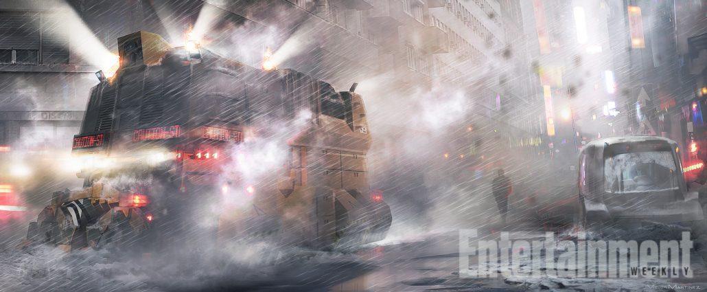 Blade Runner 2 Entertainment Weekly Exclusive