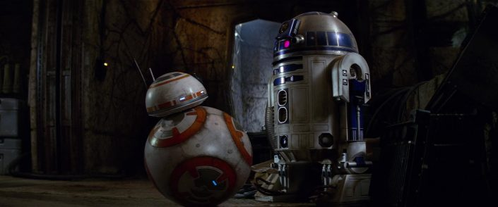 Star Wars | The Force Awakens | Jimmy Vee | R2D2 | Finding Ford