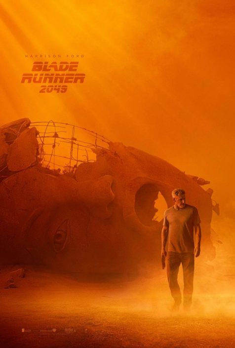 Blade Runner 2049 Official Trailer Finding Ford